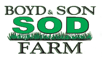 BOYD & SON SOD FARM